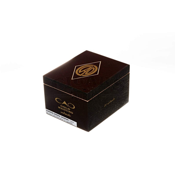 Load image into Gallery viewer, Cao Gold Robusto Maduro Box Closed