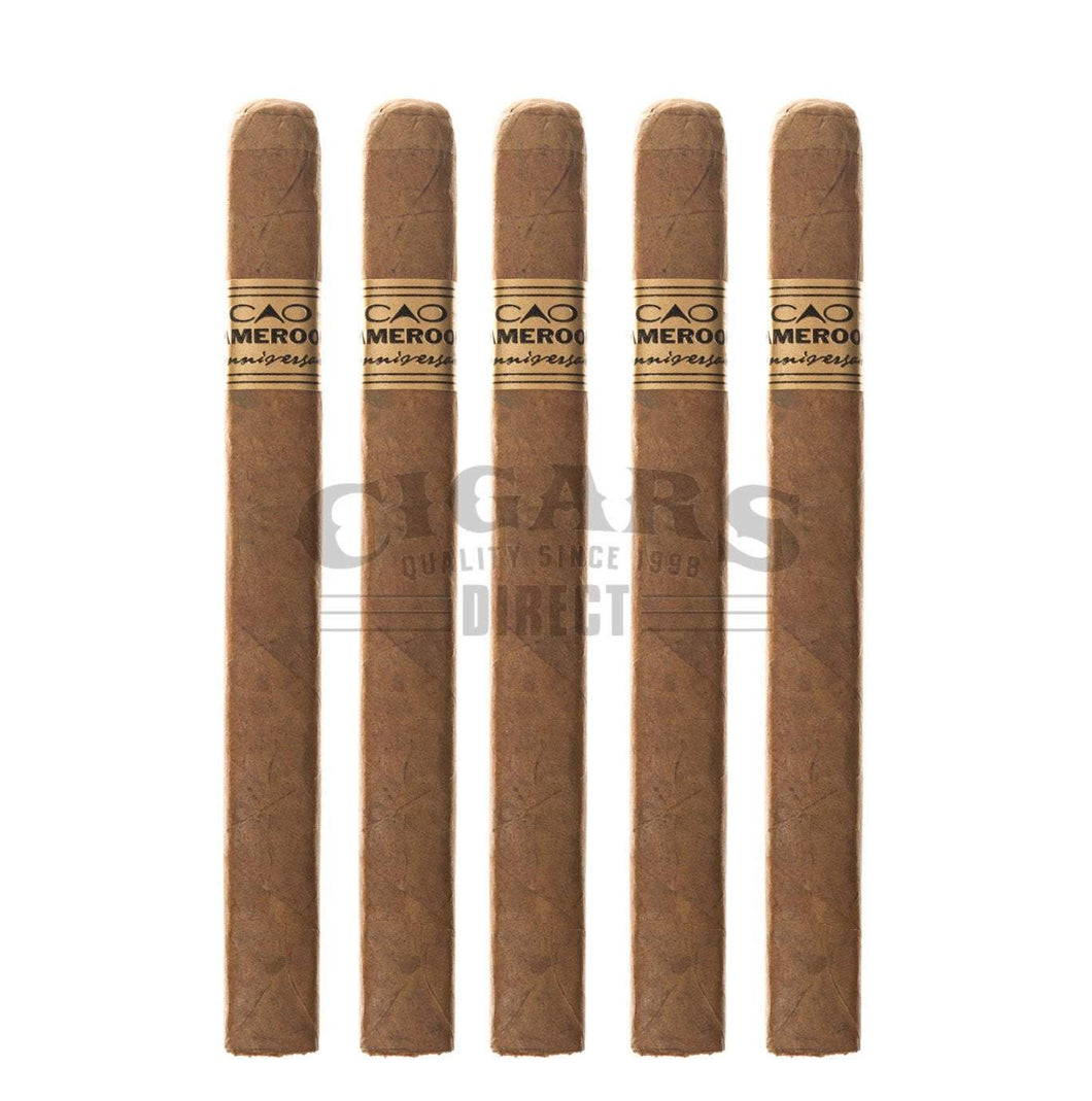 Cao Lanniversaire Cameroon Churchill 5 Pack