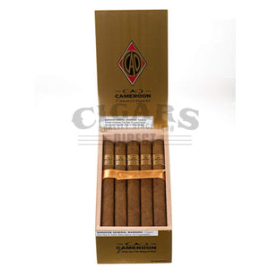 Cao Lanniversaire Cameroon Churchill Box Open