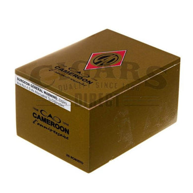 Cao Lanniversaire Cameroon Robusto Box Closed