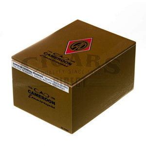 Cao Lanniversaire Cameroon Toro Box Closed