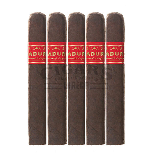 Load image into Gallery viewer, Cao Lanniversaire Maduro Robusto 5 Pack