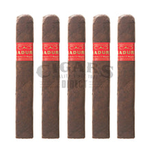 Load image into Gallery viewer, Cao Lanniversaire Maduro Toro 5 Pack