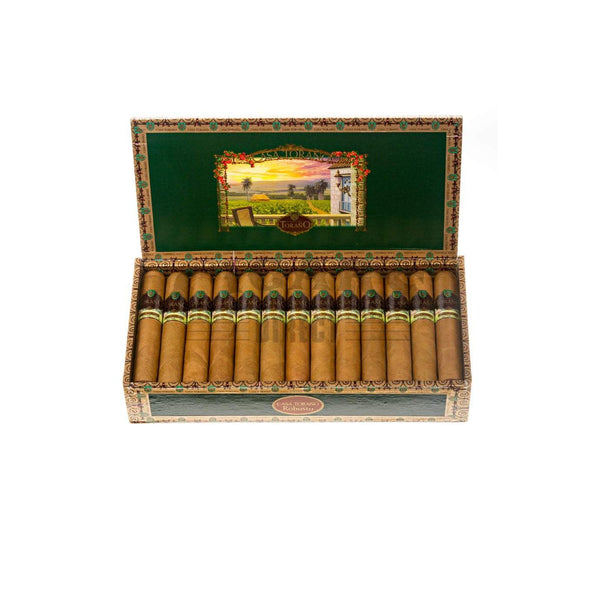 Load image into Gallery viewer, Carlos Torano Casa Torano Robusto Box Open