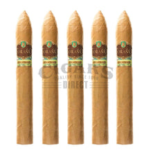 Load image into Gallery viewer, Carlos Torano Casa Torano Torpedo 5 Pack