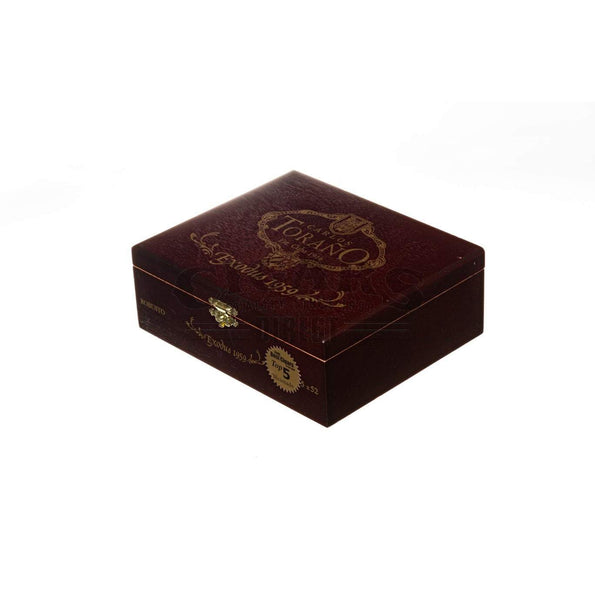 Load image into Gallery viewer, Carlos Torano Exodus Gold 1959 Robusto Box Closed