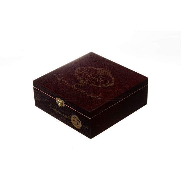 Load image into Gallery viewer, Carlos Torano Exodus Gold 1959 Toro Box Closed