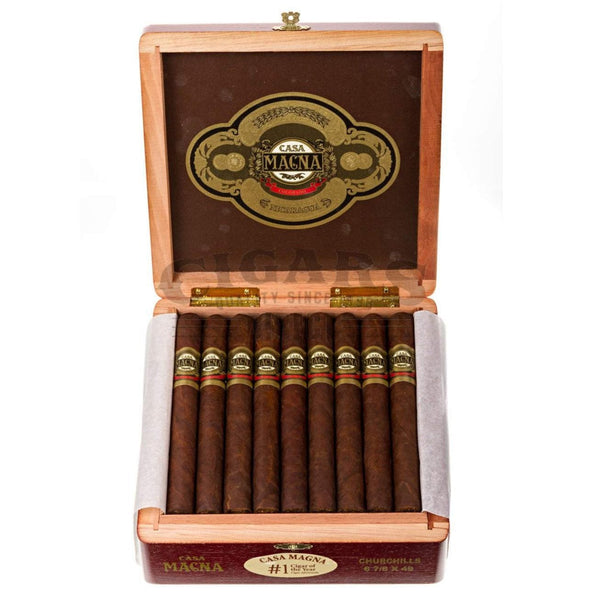 Load image into Gallery viewer, Casa Magna Colorado Churchill Box Open
