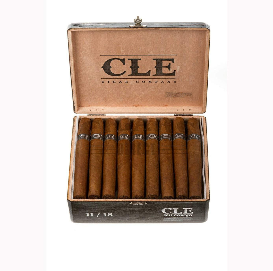 Cle Corojo 11 18 Box Open