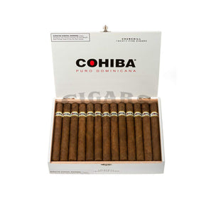 Cohiba Puro Dominicana Churchill Open Box
