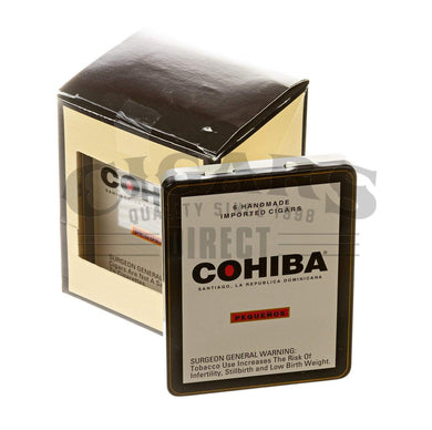 Cohiba Red Dot Pequenos 10 Tins