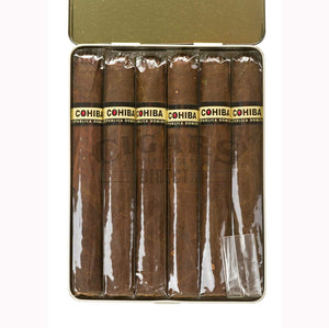 Cohiba Red Dot Pequenos Tin