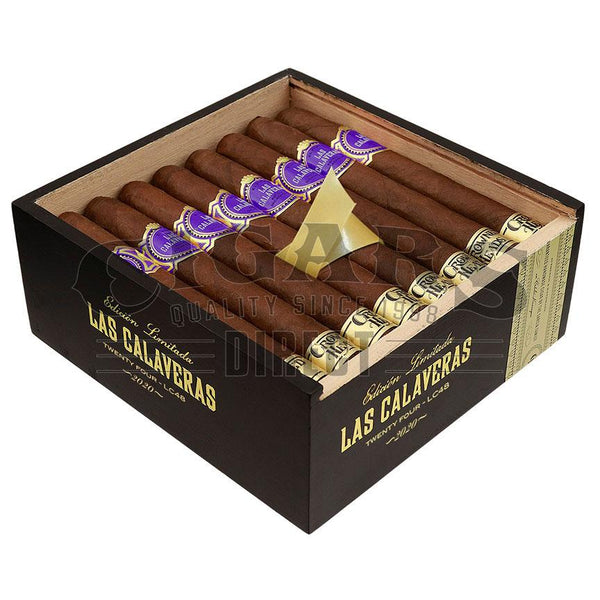Load image into Gallery viewer, Crowned Heads Las Calaveras 2020 LC48 Box Open