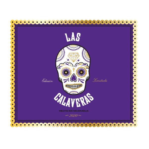 Load image into Gallery viewer, Crowned Heads Las Calaveras 2020 LC48 Logo