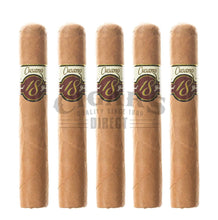 Load image into Gallery viewer, Cusano.18 Double Connecticut Robusto 5 Pack