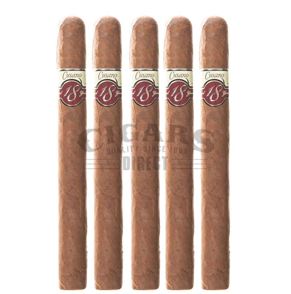 Load image into Gallery viewer, Cusano.18 Paired Maduro Churchill 5 Pack