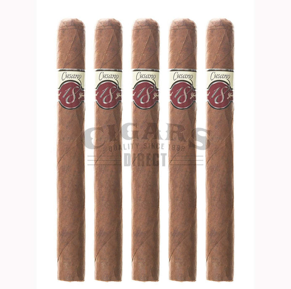 Load image into Gallery viewer, Cusano.18 Paired Maduro Toro 5 Pack