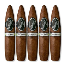 Load image into Gallery viewer, Davidoff Escurio Gran Perfecto 5 Pack
