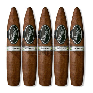 Davidoff Escurio Gran Perfecto 5 Pack