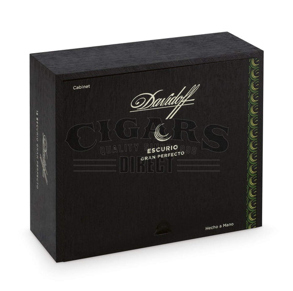 Load image into Gallery viewer, Davidoff Escurio Gran Perfecto Closed Box