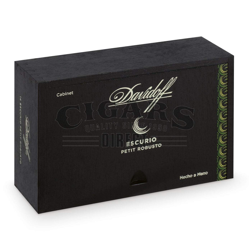 Davidoff Escurio Petit Robusto Closed Box