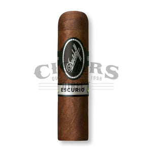 Davidoff Escurio Petit Robusto Single