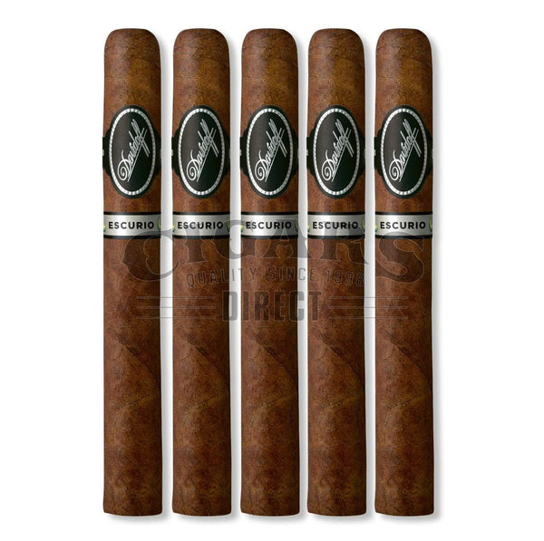 Load image into Gallery viewer, Davidoff Escurio Corona Gorda 5 Pack