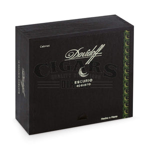 Davidoff Escurio Robusto Tubo Closed Box