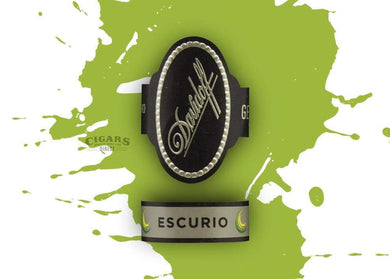 Davidoff Escurio Robusto Tubo Band