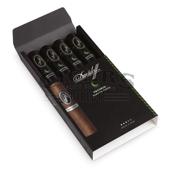 Load image into Gallery viewer, Davidoff Escurio Robusto Tubo Sampler