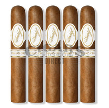 Load image into Gallery viewer, Davidoff Grand Cru Series No.5 5 Cigars