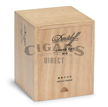 Load image into Gallery viewer, Davidoff Grand Cru Series No.5 Closed Box