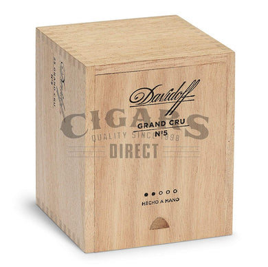 Davidoff Grand Cru Series No.5 Closed Box