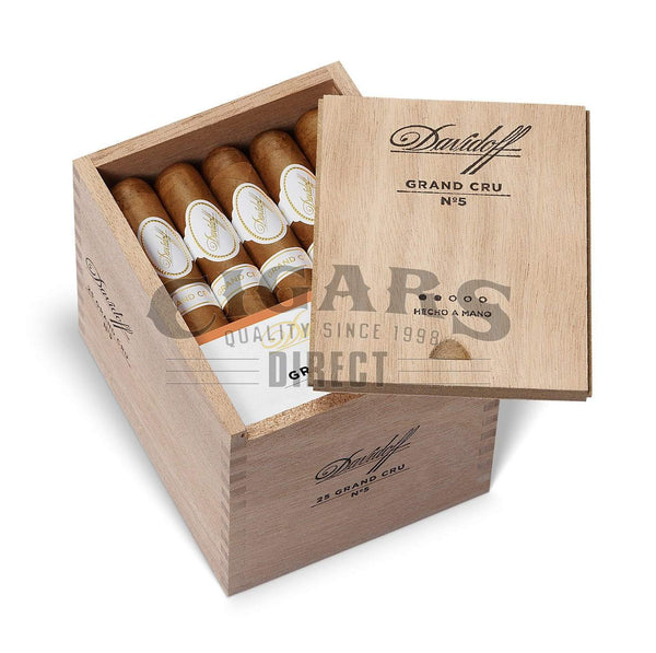 Load image into Gallery viewer, Davidoff Grand Cru Series No.5 Open Box