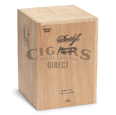 Davidoff Grand Cru Series Robusto Closed Box