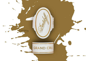 Davidoff Grand Cru Series Toro Band