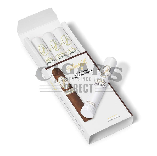 Load image into Gallery viewer, Davidoff Millennium Blend Series Robusto Tubo Sampler