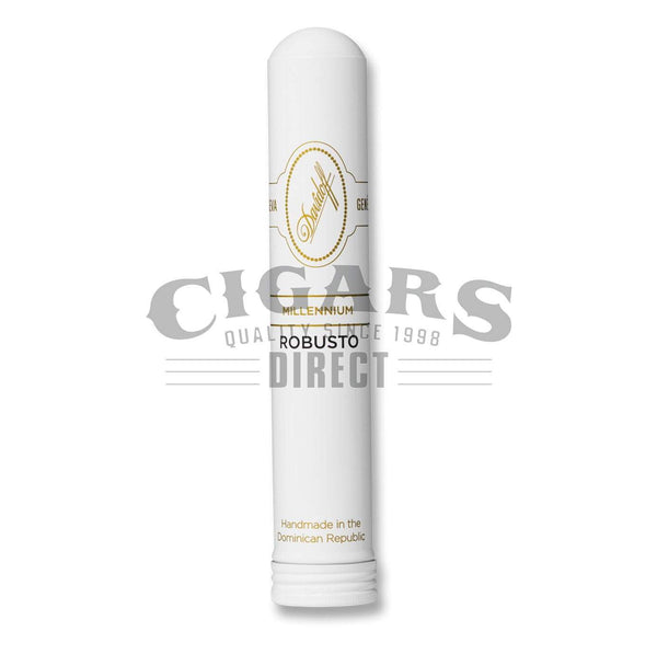 Load image into Gallery viewer, Davidoff Millennium Blend Series Robusto Tubo Single