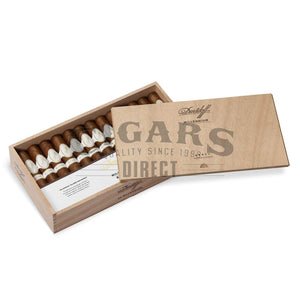 Davidoff Millennium Blend Series Short Robusto Open Box