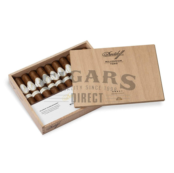 Load image into Gallery viewer, Davidoff Millennium Blend Series Toro Open Box