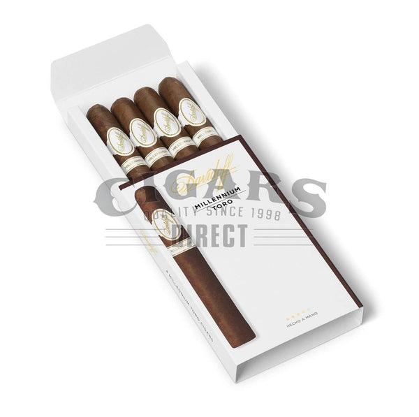Load image into Gallery viewer, Davidoff Millennium Blend Series Toro Sampler