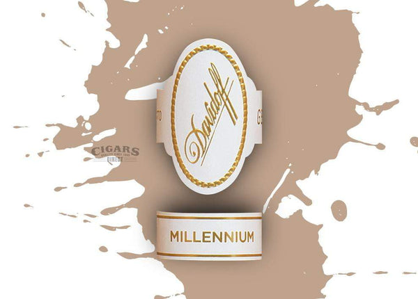 Load image into Gallery viewer, Davidoff Millennium Millennium Blend Series Robusto Tubo Band