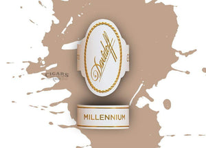 Davidoff Millennium Millennium Blend Series Short Robusto Band
