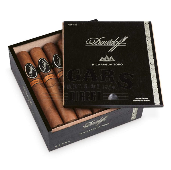 Load image into Gallery viewer, Davidoff Nicaragua Toro Open Box