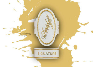 Davidoff Signature Series No2 Tubo Band