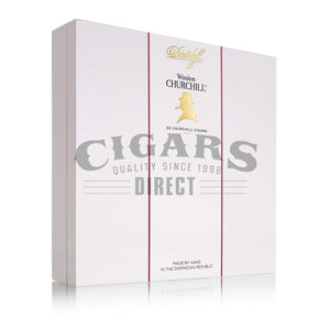 Davidoff Winston Churchill Aristocrat Closed Box