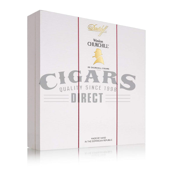 Load image into Gallery viewer, Davidoff Winston Churchill Aristocrat Closed Box