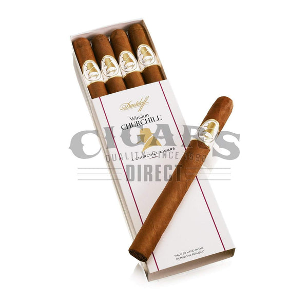 Load image into Gallery viewer, Davidoff Winston Churchill Aristocrat Sampler
