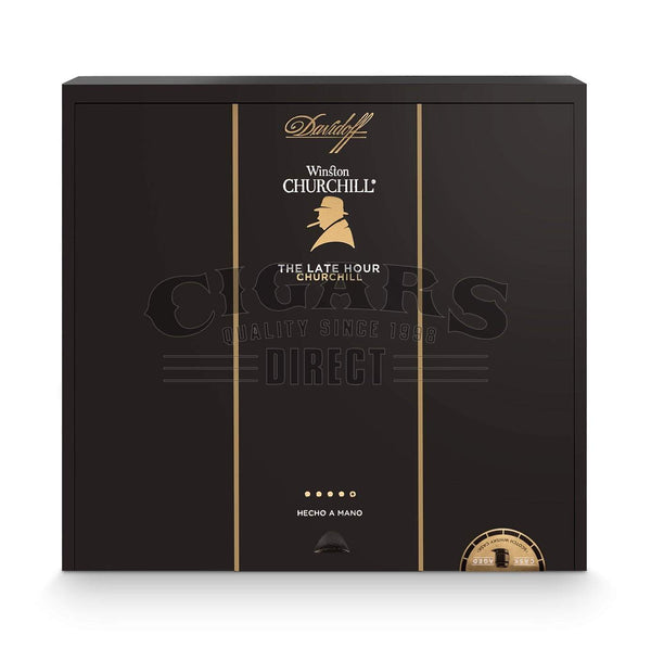 Load image into Gallery viewer, Davidoff Winston Churchill The Late Hour Churchill Closed Box