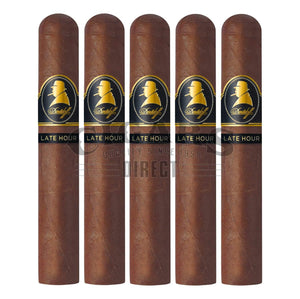 Davidoff Winston Churchill The Late Hour Robusto 5 Pack